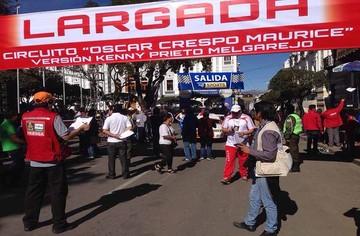 Circuito Oscar Crespo comienza mangas finales