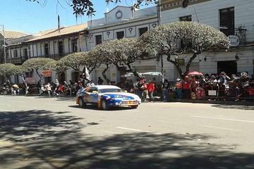 Sucre cumple media jornada a toda velocidad con Circuito Oscar Crespo