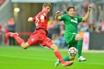 Bayern Munich suma otra caída en la Bundesliga