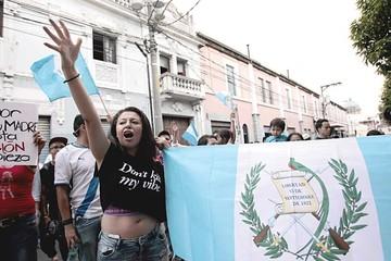Guatemala: Baldetti espera una decisión de la Justicia
