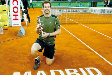 Murray consigue el título a costa de un débil Nadal