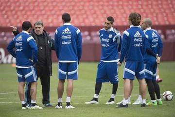 Argentina anuncia la primera lista para la Copa América