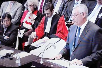 CIJ: Chile y Bolivia entregan  respuesta y aguardan fallo