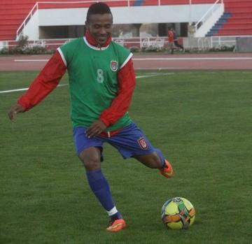 Ballivián sueña con jugar la Copa América
