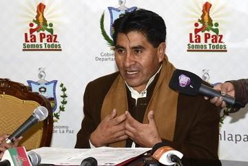 Gobernador de La Paz convoca al diálogo a pobladores de Ingavi