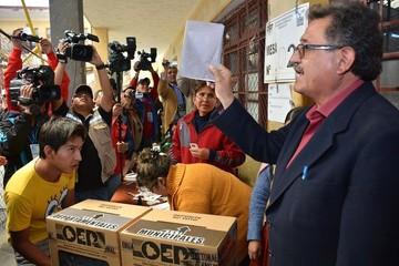 Alcalde electo y ex prefecto de Oruro son imputados por actos de corrupción