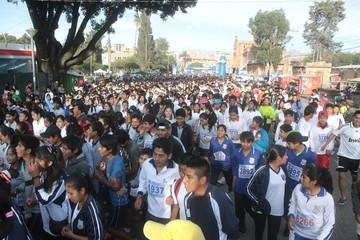 """La """"10K"""" de Chuquisaca se realizará el próximo 23 de mayo"""