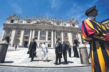 El Vaticano anuncia su apoyo a causa palestina