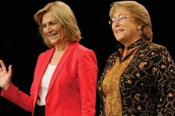 Denuncian que campaña de Bachelet no fue legal