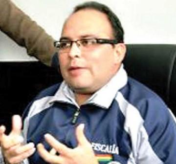 La Paz pide a fiscal Guerrero acabar con fiscales interinos