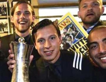 El jugador boliviano Smedberg se corona campeón en Suecia