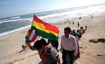 Grupo de artistas y activistas chilenos respaldan la demanda marítima de Bolivia