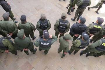 900 policías controlan la ciudad en efeméride