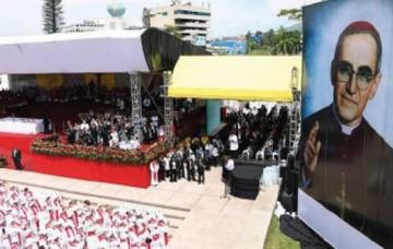 Oscar Romero beatificado en El Salvador ante miles