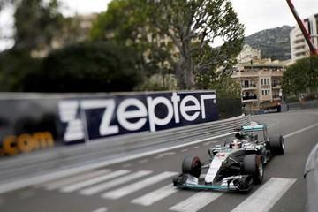 """Hamilton logra nueva """"pole"""""""