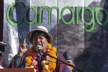 Morales pide acabar con el racismo y la discriminación