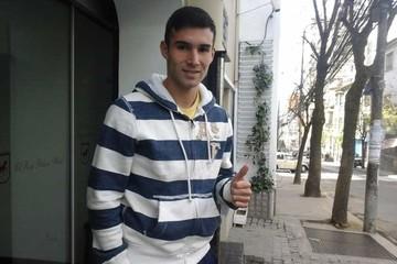 Bejarano emigra a Grecia