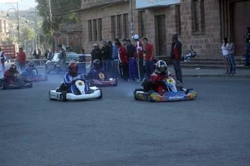 Karting cumple prueba
