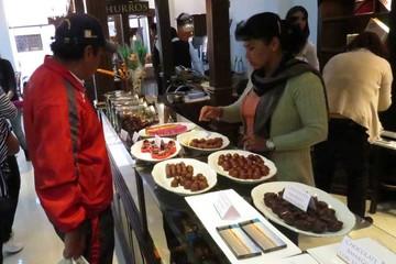 Un festival ratifica a Sucre como ciudad del chocolate