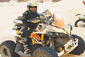 Cuatro bolivianos destacan en el Desafío Ruta 40