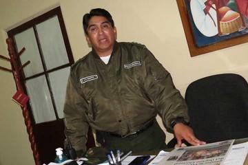Luego de medio año hay subcomandante titular en Chuquisaca