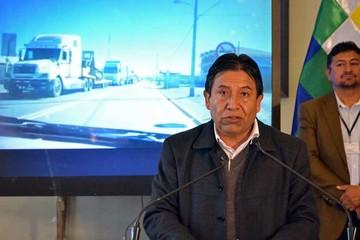 """""""Chile incumple con bloqueo el tratado  sobre libre tránsito"""""""