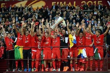 Sevilla alcanza la gloria de Europa con su cuarta copa