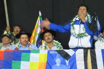 Jura Arciénega y el MAS  aún busca el sexto voto