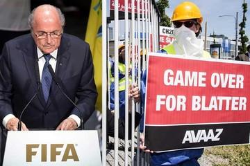 Tensión en la FIFA