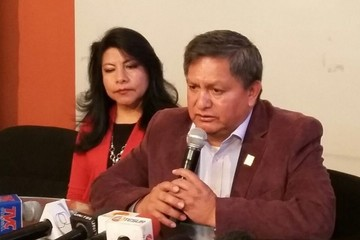 Alcalde saliente de Sucre presenta informe esta tarde