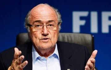 Joseph Blatter es reelegido presidente de la FIFA