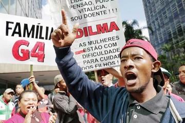Brasil: La economía confirma tendencia negativa para 2015