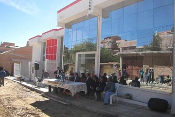Casegural recibe hospital de primer nivel