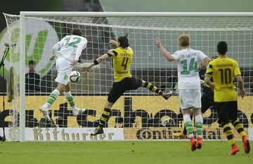 Wolfsburgo se lleva la Copa