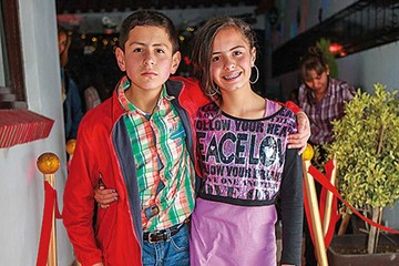 Cumpleaños de Mariana y Mariano  Careaga Da'Costa