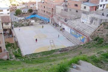 Los vecinos de San Cristóbal reclaman por mal proyecto
