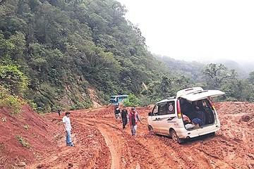 Cierran por cuatro días ruta Muyupampa-Ipati