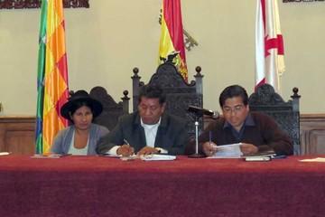 MAS gana el Concejo Municipal y causa un remezón en filas de CST