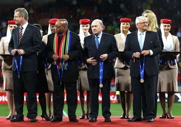 """""""FIFA es una entidad corrupta en sus más altas esferas"""""""