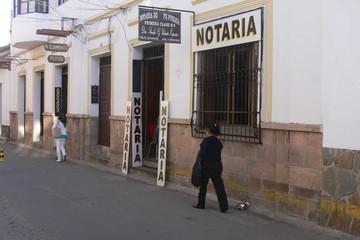 Los notarios del país se reúnen de emergencia por rebaja de aranceles
