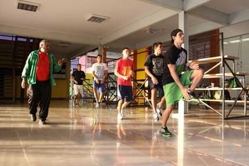 Selección nacional inicia campamento de trabajo en Sucre