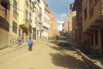 Obra en prolongación de la calle Colón está paralizada