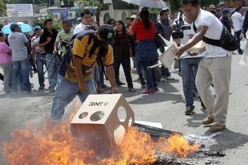 Elecciones mexicanas en medio de violencia