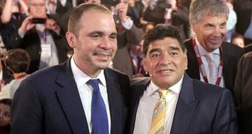 """Maradona podría ser """"vice"""""""