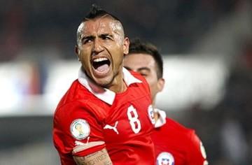 Arturo Vidal se toma la Copa América como una revancha