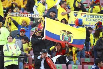 El estadio Nacional ya vive la fiesta de la Copa América
