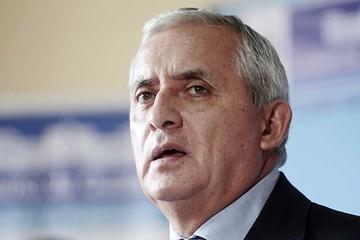 Presidente de Guatemala dice que no renunciará
