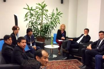 Evo Morales: En Bolivia mandan los indios, el FMI ya no decide