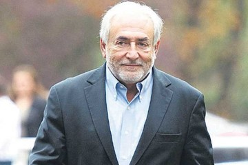 Strauss-Kahn, de hombre que pudo reinar a eterno sospechoso