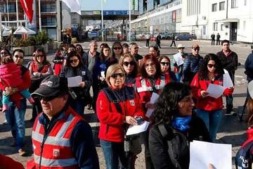 Paro en Iquique también afecta a Paraguay